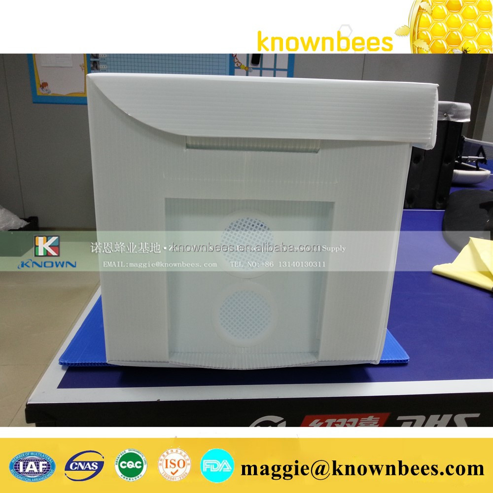 Polypropylene plastic foldable beehive/Nuc bee box for honey bees