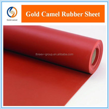 Rubber Sheet with Cloth Insertion