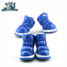 Hellomoon Multi Color Space leather Waterproof Dog Boots