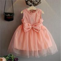 ca90199 sleeveless lace kids frock designs pictures for girl