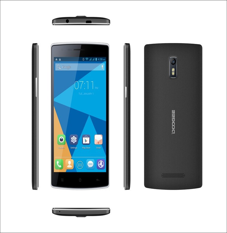 android function doogee dg580 cdma+ gsm cell phone