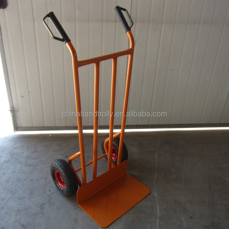 qingdao manufacturer high quality hand trolley