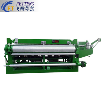 heavy welded wire mesh machine of huanghua feiteng