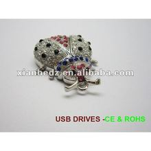 2012 china flash drives,original ladybug flash drives,manufacturers,suppliers&exporters