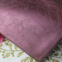 2014 Anti Abrasion Leather Fabric Synthetic