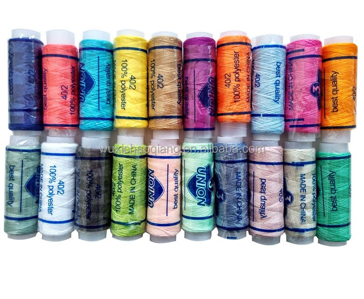 Hotel amenities,standard size cotton thread sewing kit