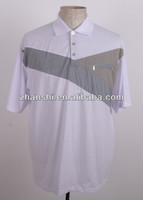 Wholesale High Quality Dry Fit 100%Cotton Polo Shirt For Men