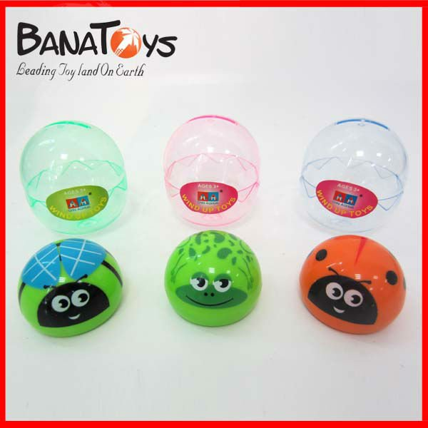 Small promotion pull back insect animal toy for kids