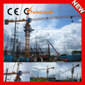 2016 China New Technology QTZ31.5 Construction Building Tower Crane Boom Length