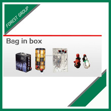 1L,2L,3L,5L,10L,20L,22L,25L,50L,220L ASEPTIC BIB BAG IN BOX FOR RED WINE AND OIL,BEVERAGE WITH HOLDER, VALVE, VITOP FACTORY MANU
