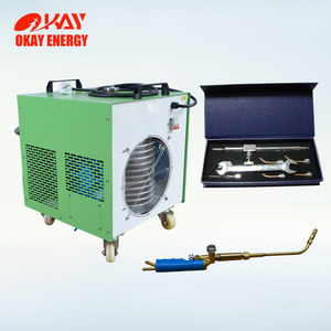 Water welding machine oxygen hydrogen gas generator equipment