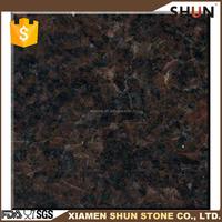 Dakota Mahogany Stone Brown Granite