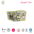 Hardcover Children Story Educational Book Printing