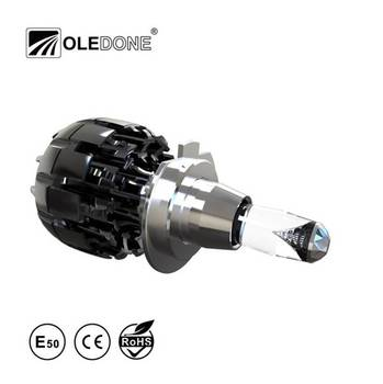 Factory direct offer Oledone P10 series H7 4200 Lumens auto led headlight Bulbs