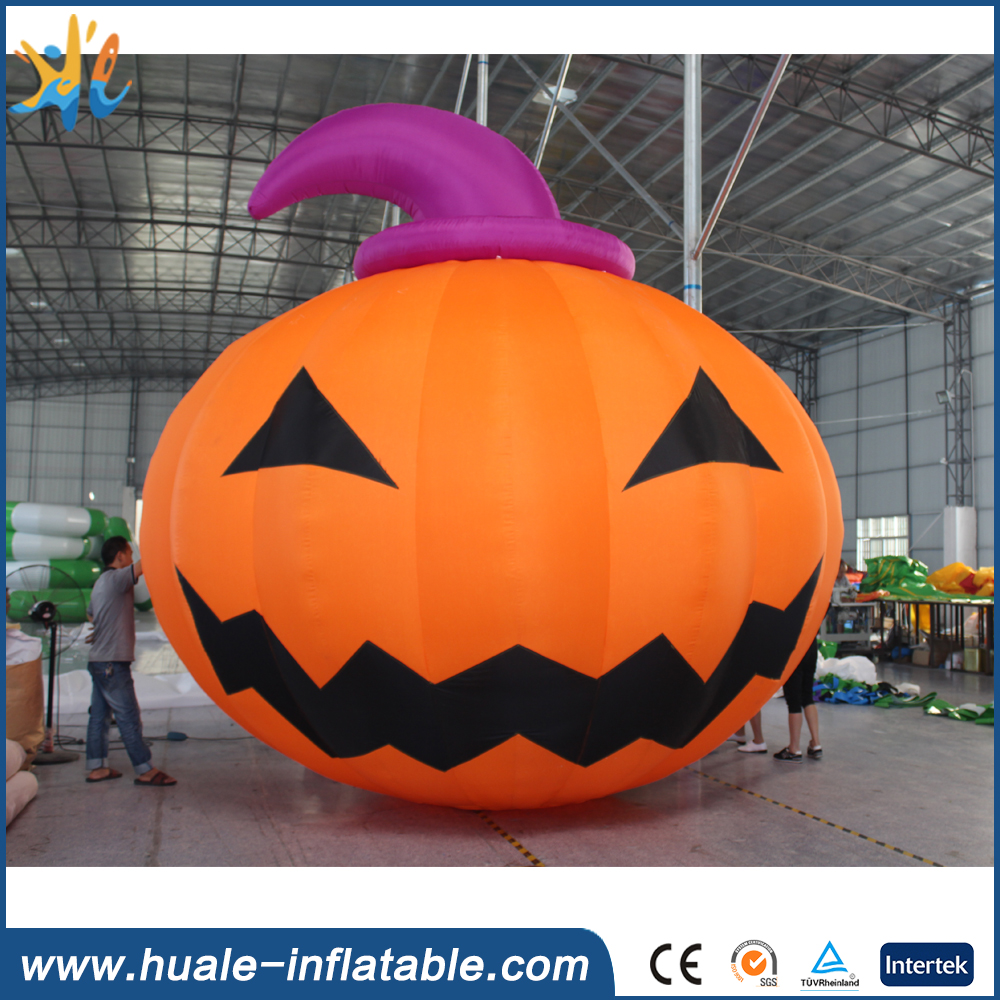 Best Popular Giant Halloween Decoration Inflatable Pumpkin With ...