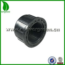 Cheap factory PVC pipe fitting threaded female end cap