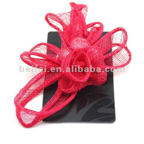 chinese wedding red hair accessories