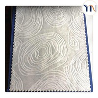 100% polyester soft suede embossed blackout fabric for hotel curtain 100% shading Hangzhou manufacturer