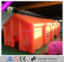 Custom PVC Material Outdoor Inflatable Tent House Air Tent Dome Tent For Party