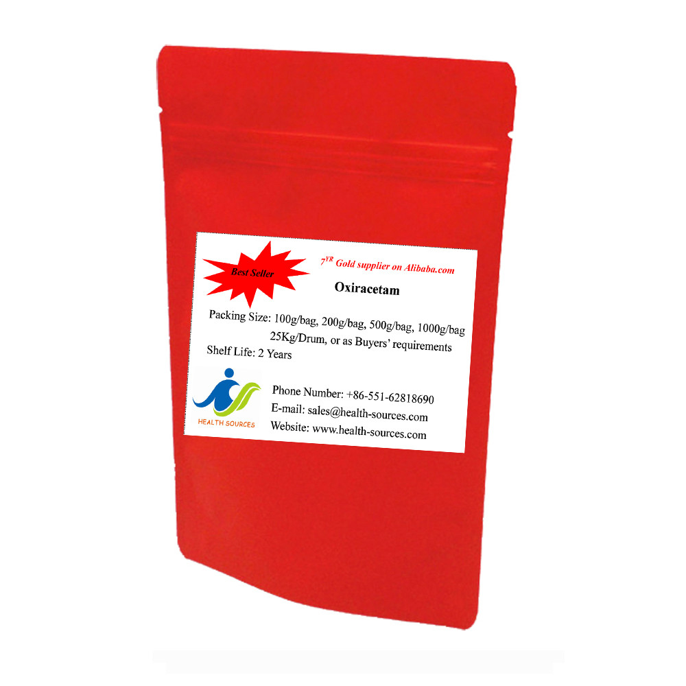top grade Oxiracetam powder form, only 7kg in stock, now or never, at a factory price