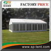 9X15M Clear PVC walls Garden party Marquee tent for sale