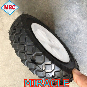 heavy duty Rubber Solid Wheel 6x1.5 8x1.75 Hot Sale Factory Price