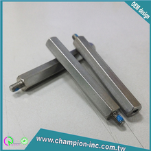 Best selling M3 11.12mm stainless steel special hex standoff products