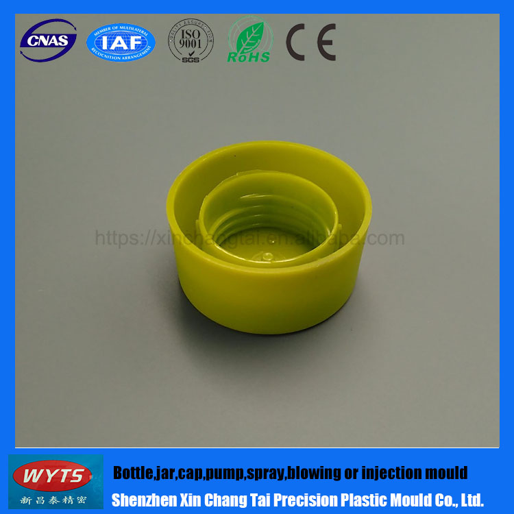 Alibaba China Shenzhen Plastic Mould Manufacturer Supplied Directly Cap Cover Cap Plastic Bottle Cap