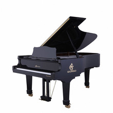 China Made Black Color Used Piano