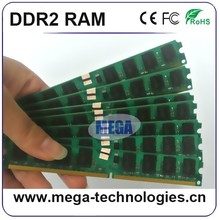 Computer part ddr2 ram memory 2gb good quality ddr ram 533mhz 667mhz 800mhz 1gb 2gb