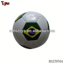 small leather football