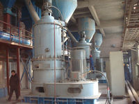 Superfine Impact Mill( 5-150um is available)