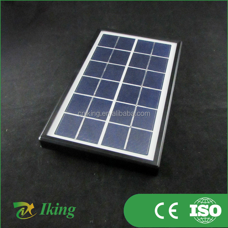 3W 6V 9V Mono Poly Small Mini Solar Panel Manufacturers In China