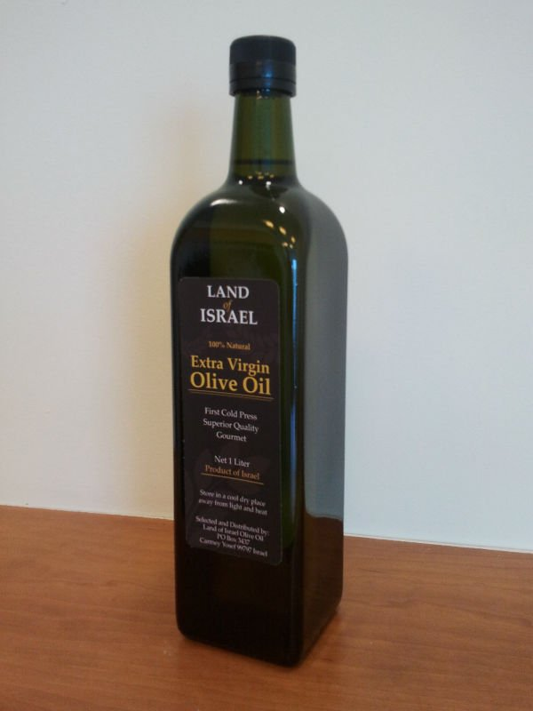 Land of Israel Olive Oil