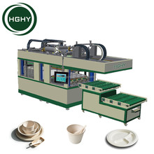hghy paper pulp lunch box machine
