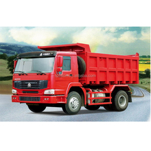 PROMOTION 4*2 standard mini dump truck size dimension
