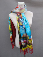 China Manufacturer Very Soft New Design Hijab Scarf