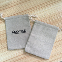 small felt drawstring bags for packaging