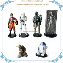 Custom Star Action Figure Wars Toys Figure OEM Action figures