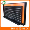 Double Side timber material retail shop fittings