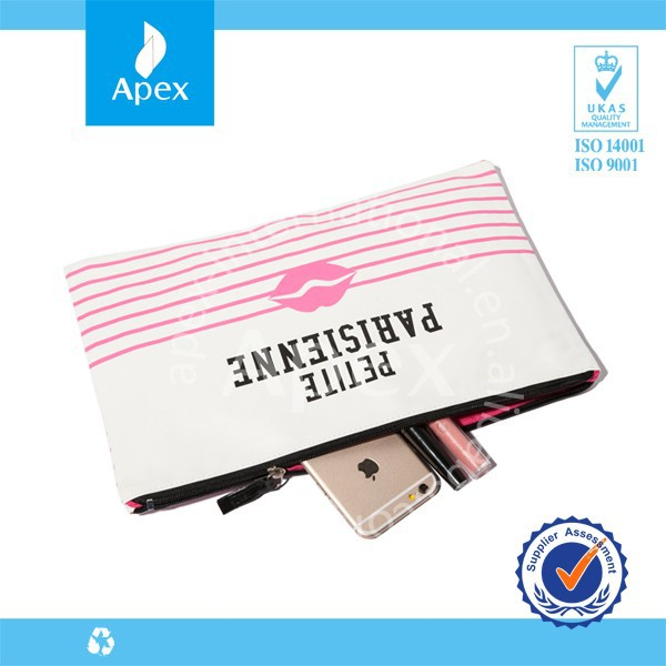 Sex Lip Storage Bag Promotional Cosmetic Bag