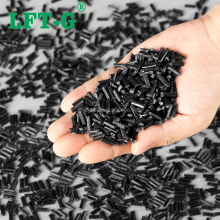 Polypropylene Recycling Granules Long Carbon Fiber Filled PP Plastic