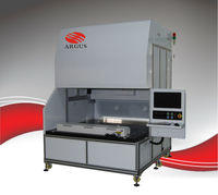 LED LGP Dynamic co2 laser dotting machine for making Light Guide Plate Coherent Rofin
