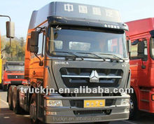 Hot Sale 6x4 Semi-trailer Towing tractor truck for sale