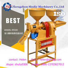 New Arrival Mini Rice Mill Machine For Thailand