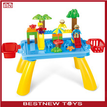 Brick stress toy building brick toy for preschool