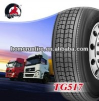 TRANSKING Brand NOT Used truck tires 11r22.5 for sale