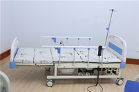 D05 high-grade Turn over the nursing bed manual and electric medical bed basic care hospital bed