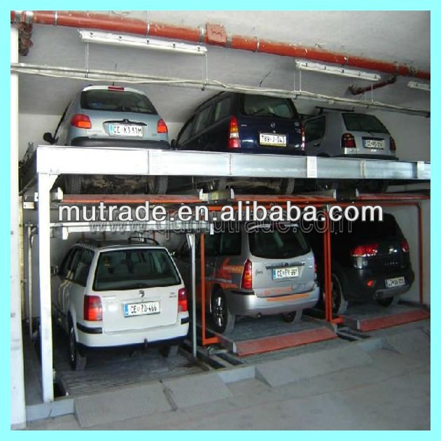 multilevel mechanical hydraulic dayang parking