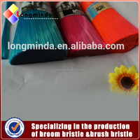 China Supplier Plastic Broom Material With Straight Filament